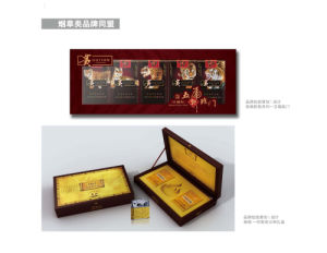 Factory Direct Custom Recycle Tobacco Packaging Box pictures & photos
