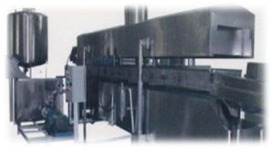 Cross Stick Processing Line (Twin screw extruder line) pictures & photos