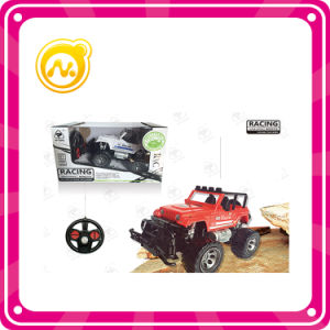 1: 24 Racing Car Jeep Cross-Country Police Simulation Vehicle
