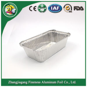 Custom Made Promotional Aluminium Square Thermo Food Container pictures & photos