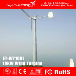 10kw Household Wind Turbine Wind Generator Wind Power System pictures & photos