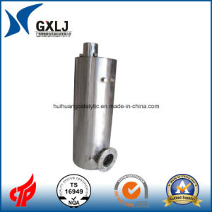 Stainless Steel Silencer, Catalytic Muffler for Auto Exhaust System pictures & photos