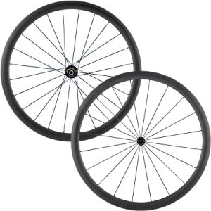 Sunray Carbon Road Bike Wheels 38mm Clincher Wheels pictures & photos