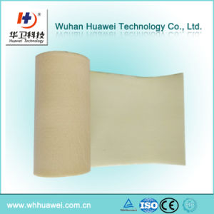 Medical Wound Foam Dressing Pad PU Film Raw Material Supply pictures & photos