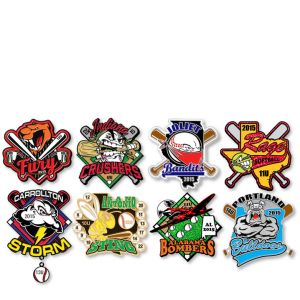 Custom Baseball Pin Badge Lapel Pin Emblem for Sport Promotion pictures & photos