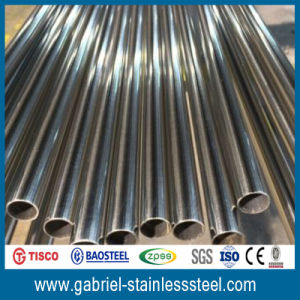 Mirror Polished 8 Inch Stainless Steel Pipes & Tubes pictures & photos