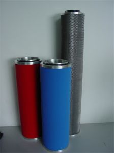 Compressed Air Filter Housing with Sterile Membrane Cartridge Filter pictures & photos