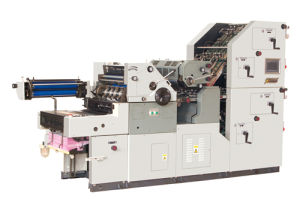 Zx47-56nps-4py Two Color Bill Printing, Numbering and Collating Machine pictures & photos