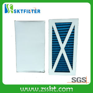 Filter with Synthetic Fiber Foldaway Filter pictures & photos