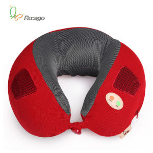 U Shape Music Massage Pillow Neck Massager with Intelligent Chip pictures & photos