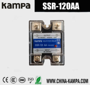 Single Phase AC to AC 120A 480VAC Solid State Relay 120AA SSR pictures & photos