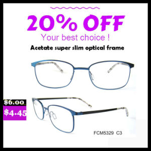High Quality Metal Glasses Eyewear Optical Frame pictures & photos