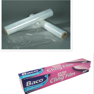 Protection Film PE Film for Stretch Ceiling Packaging pictures & photos
