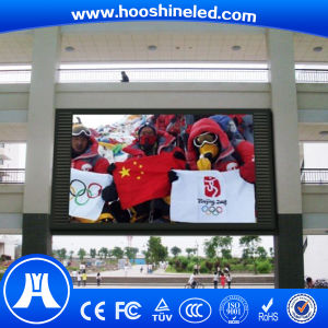 High Reliability P10 SMD3535 WiFi LED Display pictures & photos
