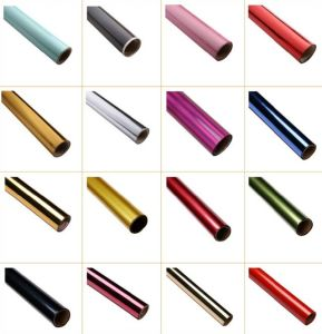 Hot Sale Hot Stamping Foil for Paper, Plastic, Textile etc pictures & photos