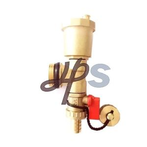 Brass Air Release Valve with Beer Valve for Heating Manifold pictures & photos