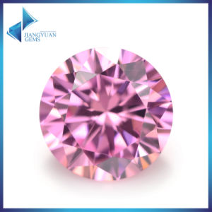 Pink Color Loose Cubic Zirconia Stones Synthetic Gemstone pictures & photos