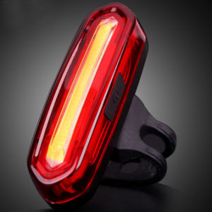 26 LED Strip Rechargeable Waterproof Bike Warning Tail Light Bicycle Rear Lamp pictures & photos