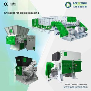 Plastic Crusher Granulator for Pipes/Profiles/Sheets/Films pictures & photos