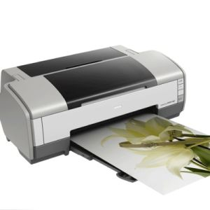 Kingtop Blank Hydrographic Water Transfer Printing Inkjet Printer with 6 Color Pigments pictures & photos