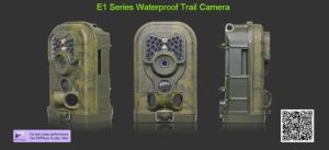 Ereagle E1 IR Surveillance Waterproof Widelife Outdoor Hunting Trail Camera pictures & photos