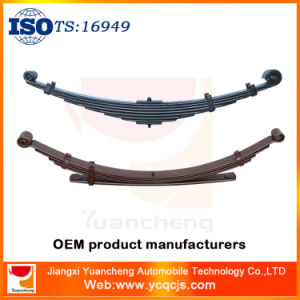 New Trailer Leaf Spring with 5 Leaf and Double Eye pictures & photos