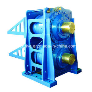 Casting-Rolling Mill Gear Reducer pictures & photos