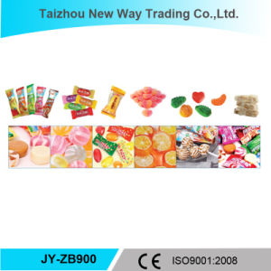 Automatic Flow Food Packaging Machine for Chocolate/Candy/Cake pictures & photos