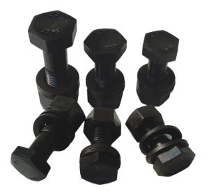 High Strength Fasteners for Steel Structure A325 Bolt HDG pictures & photos