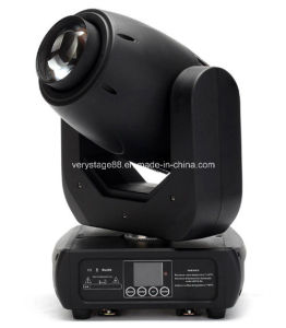 with 7colors+White 3-Facet Prism, Stage Disco Light150W LED Moving Head Spot Light pictures & photos