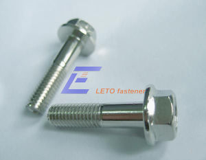 Hex Flange Screws Per ASME B18.2.1 pictures & photos