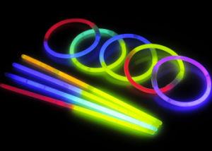 Holiday Decoration Glow Bracelets Bi-Colors (SZT5200-2) pictures & photos