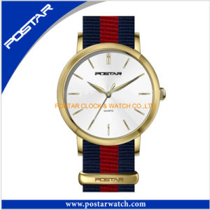 Iprg Sport Watch with 6.0mm Thickness Stainless Steel Quartz Watch pictures & photos