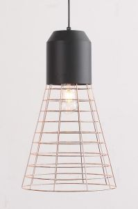 Gold Iron Metal Net Shade Hanging Pendant Light (P-170502-S) pictures & photos