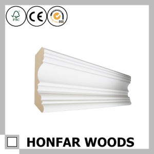 MDF Primed Cornice Crown Moulding for Interior Ceiling Decor pictures & photos