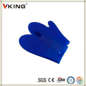 Top Selling Products 2017 Silicone Gloves Oven Mitts pictures & photos