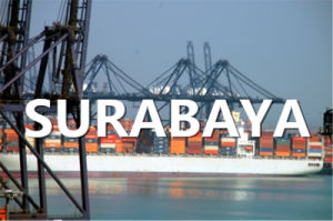 Shipping From Qingdao, China to Surabaya, Indonesia pictures & photos