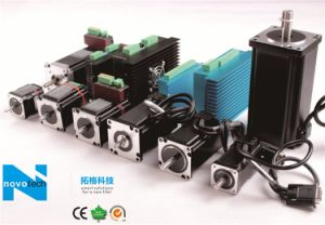 Brushless Continuous Servo Motor with Driver pictures & photos