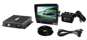 Ahd 4CH CCTV DVR Recorders Truck&Bus Tracking System pictures & photos