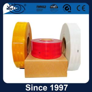 Vehicle Marks Glossy Adhesive Retro 3m Quality Reflective Tape pictures & photos