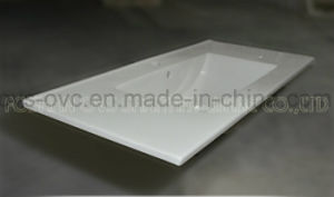 Popular Design Bathroom Sink Cabinet Basin Ceramics pictures & photos