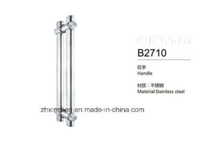 Xc-B2710 Furniture Hardware Bathroom Big Size Door Pull Handle pictures & photos
