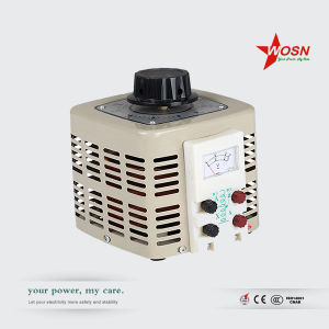 200va Single Phase Contact AC Automatic Transformer pictures & photos