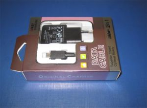 Us Plug 5V1a USB Charger with Each PC in a 4c Window Box pictures & photos