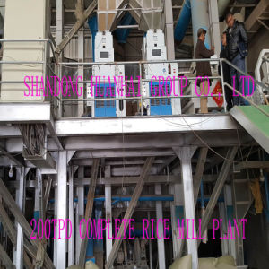 Rubber Roller Rice Huller pictures & photos