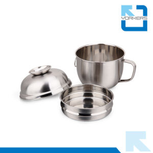 Fashion Style Stainless Steel Fast Food Cup/Bowl and Food Container/Snack Bowl pictures & photos