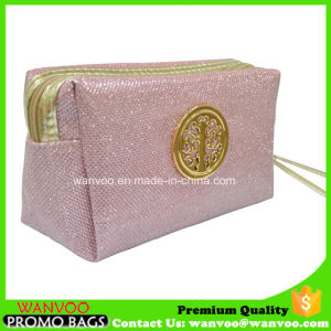 Shiny Cosmetic Bag Lady Handbag China Bags pictures & photos