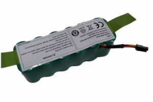 Ni-MH Sc 14.4V 2000mAh Vacuum Cleaner Rechargeable Battery pictures & photos