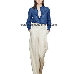 Silk Chiffon Shirt pictures & photos