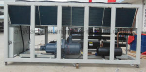 150 Ton 200 HP Box Type Air Cooled Screw Water Chiller pictures & photos